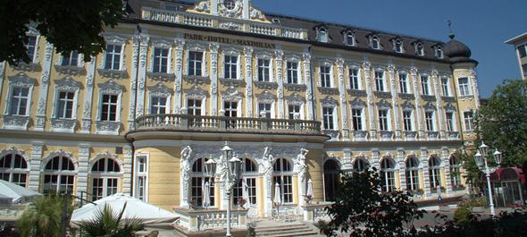Header Maximilian Hotel